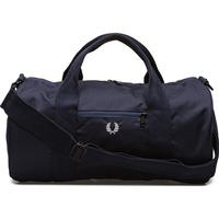 Fred Perry Twill Barrel Bag