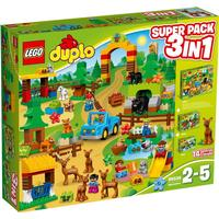 LEGO Duplo Town, LEGO DUPLO, 66538, Forests Value Pack