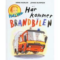 Rabén & Sjögren, Barnbok, Här kommer brandbilen