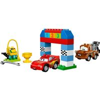 LEGO DUPLO, 10600, Disney Pixar Cars, Det klassiske racerløb