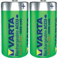 Varta Accu C 3000mAh 2-pack