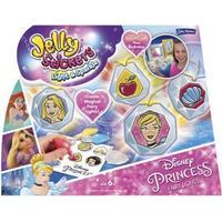 Disney Princess Jelly Stickers Light And Sparkle Fairy Lights