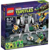 LEGO Teenage Mutant Ninja Turtles 79105 Baxters Roboter