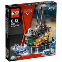 LEGO Cars 9486 Flucht von der Ölbohrinsel