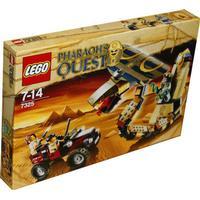 LEGO Pharaohs Quest 7325 Verwunschene Kobra