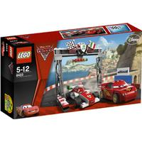 LEGO Cars 8423 Wettrennen der Rivalen