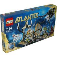 LEGO Atlantis 8061 Tintenfischtor