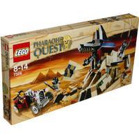 LEGO Pharaohs Quest 7326 Geheimnisvolle Sphinx