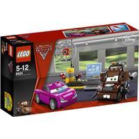 LEGO Cars 8424 Hooks Agentenzentrale