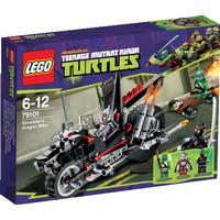 LEGO Teenage Mutant Ninja Turtles 79101 Shredders Turbobike