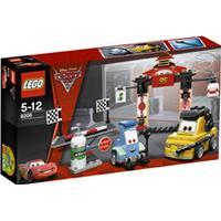 LEGO Cars 8206 Boxenstopp in Tokio