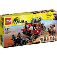 LEGO Lone Ranger 79108 Flucht mit der Postkutsche