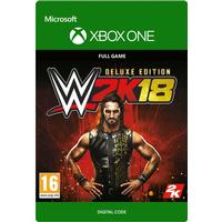 WWE 2K18: Digital Deluxe Edition