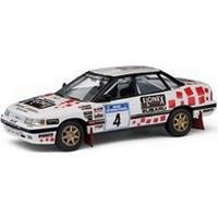 Corgi Die Cast Model Subaru Legacy RS (Group A) Manx International Rally 15th-17th September 1993 Richard Burns/Robert Reid Special Edition