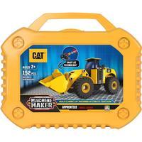 Toy State CAT Machine Maker Apprentice Wheel Loader