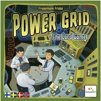 999 Games Power Grid the Card Game