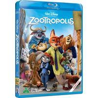 Disney klassikere Zootropolis Blu-ray