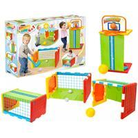 Feber Sports Cube 4 x 1, sport- och aktivitetsleksaker