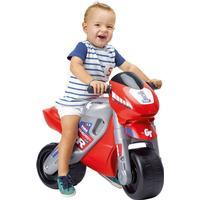 Feber Gåmotorcykel för barn med hjälm