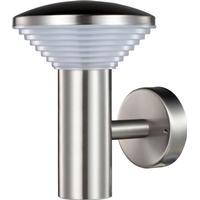 Luxform LED-væglampe Trier sølv LUX1700S