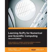 Learning Scipy for Numerical and Scientific Computing (Pocket, 2015)