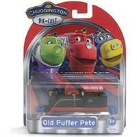 Chuggington - Old Puffer Pete