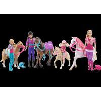 BARBIE Sisters' Horse Adventure gaveæske