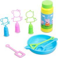 PoundToycom Peppa Pig Bubble Play Set | Outdoor Toys