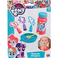 PoundToycom My Little Pony Bubble Play Set | Outdoor Toys
