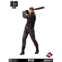 "mcfarlane Walking Dead Negan 10"" Deluxe Figure"