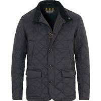 Barbour Lifestyle Evel Quilted Jacket Navy