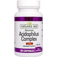 Natures Aid Acidophilus Complex - 60 capsules