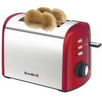 Breville Red Collection 2 Slice Toaster - Red 324621