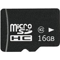 MicroSDHC 16GB OEM CL10 + Adapter