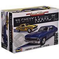 """Revell Monogram 1:25 Scale """"1969 Chevy Nova SS"""" Car"""