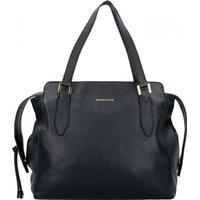 Caterina Lucchi Dollaro Shopper Tasche Leder 30 cm black