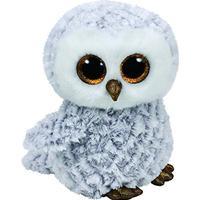 TY Beanie Boos Owlette White Owl 22cm