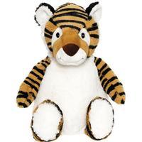 Teddykompaniet Heaters Värmedjur Tiger 35cm