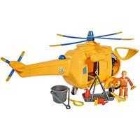 Simba Fireman Sam, Helikopter Wallaby med figur