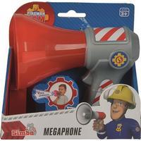 Simba Fireman Sam, Brandmans Megafon