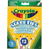 Crayola, 12 Bright Supertips