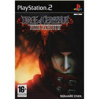 Final fantasy 7 dirge of cerberus sony playstation 2 ps2