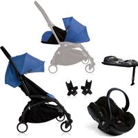 BABYZEN YOYO+ Travel 3 in 1 Package with Babyzen Car Seat