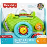 Fisher Price Rollin' & Strollin' Dashboard