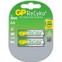 GP Batteries Recyko+ 210AAHCB/R6 2 Pack