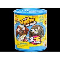Littlest Pet Shop THE UGGLYS Pet Shop, 2-pack, serie 1