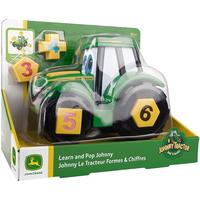 Tomy John Deere Learn N Pop Johnny