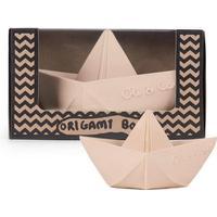 Oli & Carol - Origami Båd, svag rosa