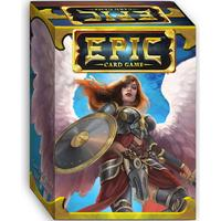 White Wizards Games Epic Card Game (Engelska)