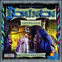 Rio Grande Games Dominion: Intrigue Second Edition (Engelska)